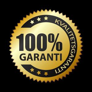 Kvalitetsgaranti